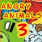 Злые животные 3 (Angry Animals 3) (онлайн)