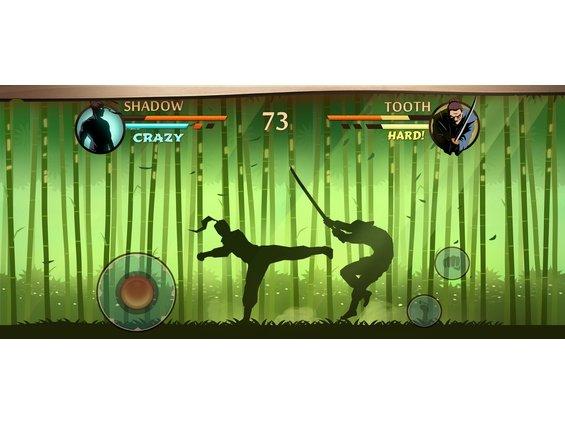 Онлайн игры shadow fight 2