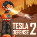 Защита Теслы 2 (Tesla Defense 2) (онлайн)