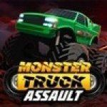 Изображение для Штурмовой Монстр-Грузовик (Monster Truck Assault) (онлайн)