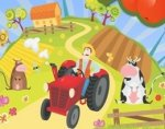 Изображение для Фермерская доставка (Farm express game)