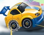 Микрогонки (Mini cars racing)