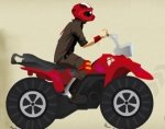 Изображение для Безумные трюки на квадроцикле (Crazy ATV stunts)
