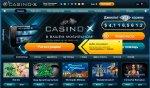 Играем в лучшие игровые автоматы в Casino X